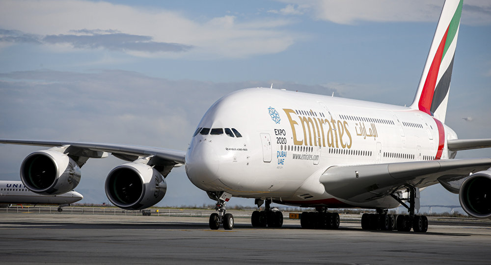 Airbus A380 Saved by Emirates Order