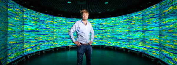 Supercomputers Solve Longstanding Turbulence Question