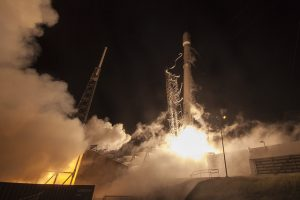 """SpaceX, Historic Launch of the """"Recycled"""" Falcon 9"""