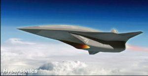 Boeing Unveils Hypersonic 'Son-Of-Blackbird' Contender