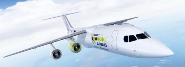 Airbus, Rolls-Royce and Siemens are developing hybrid electric engine plane technology