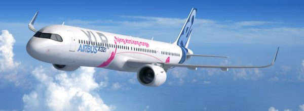 Airbus launches longer range A321