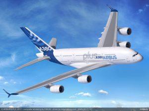 Airbus Unveils the A380plus at Paris Airshow 2017