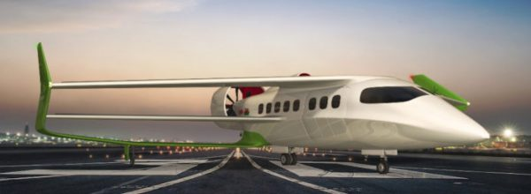 Startup aims for certification by 2025 for hybrid turboprop regional aircraft