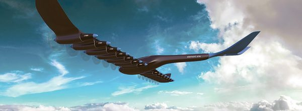 Unveiled Element One, The Hydrogen-electric Aircraft for Regional Travel
