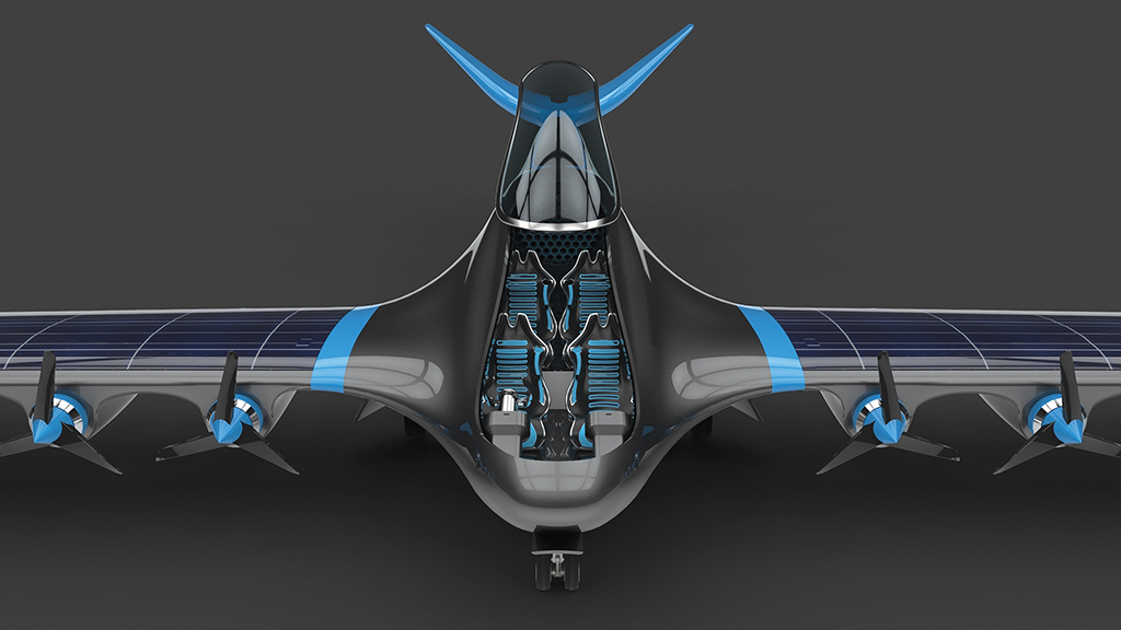 Unveiled Element One, The Hydrogen-electric Aircraft for Regional