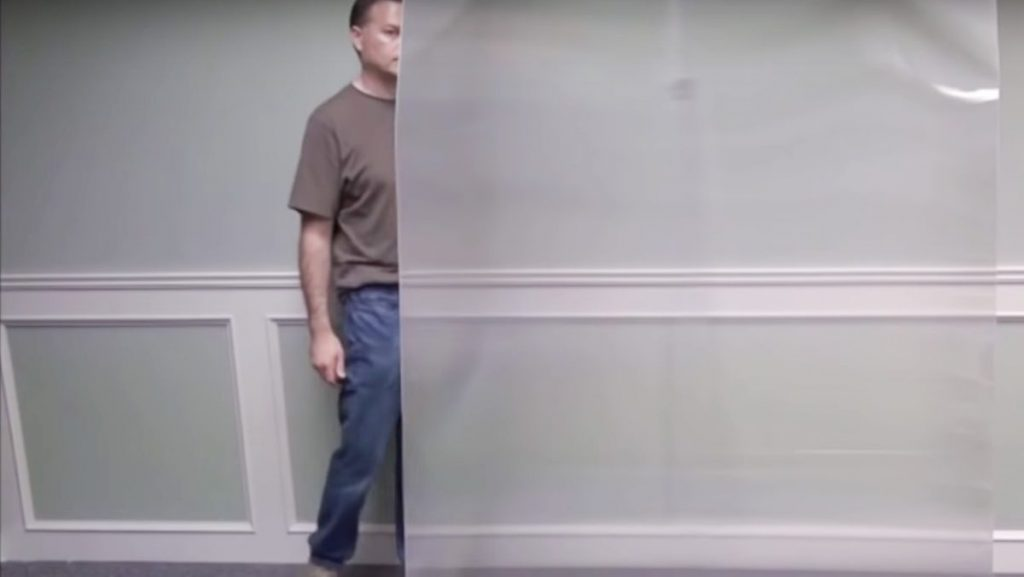 This 'Invisibility Cloak' Actually Works (VIDEO)