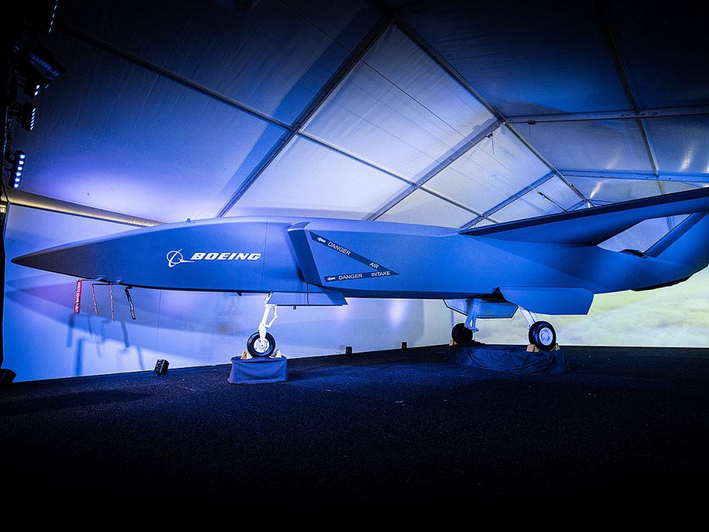 Boeing's Autonomous Fighter Jet Will Fly Over the Australia