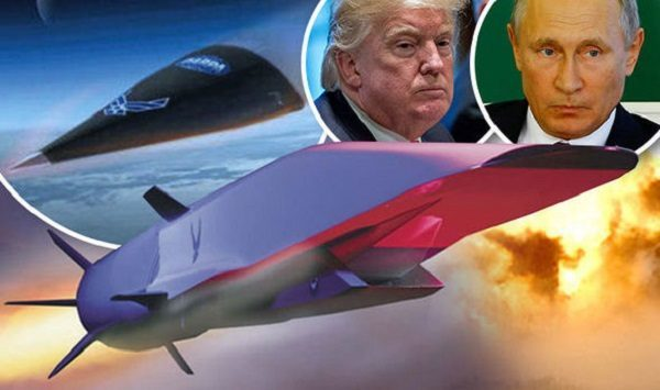 Who Will Win the Hypersonic Arms Race? … Russia, China, the U.S.