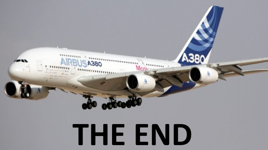 Airbus's A380 failure: Future Scenario