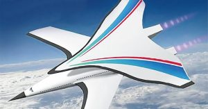 I-Plane, China's hypersonic aircraft would fly from Beijing to New York in two hours