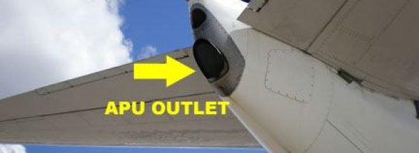 What Is That Hole in the Tail of an Airplane?