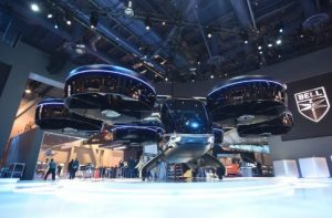 Unveiled New Air Taxi, Bell Nexus could be The Future of Air Travel