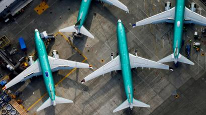 Airlines Struggle To Minimize Impact Of Boeing 737 MAX Grounding