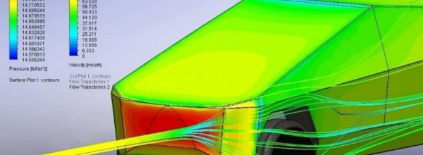 Tesla's Cybertruck Aerodynamics – CFD Analysis