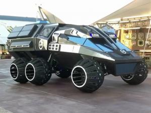 NASA's New Mars Rover Concept