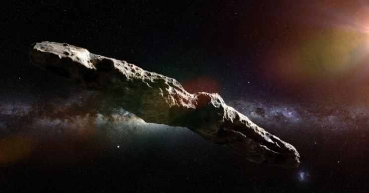 Scientists Rule Out Aliens As the Explanation for 'Oumuamua