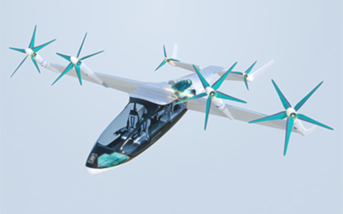 Rolls-Royce tests hybrid aero propulsion system