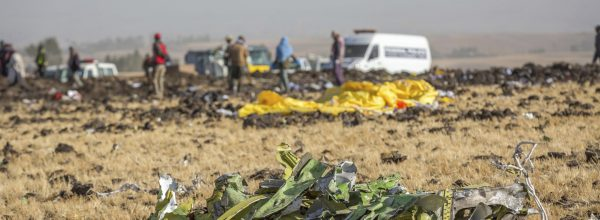 Preliminary crash report confirms Ethiopian 737 MAX pilots lost control despite following Boeing's instructions