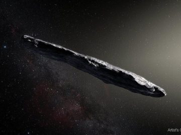 The Mystery of Oumuamua