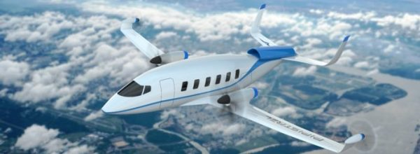 Pipistrel reveals design for hydrogen-fueled regional aircraft