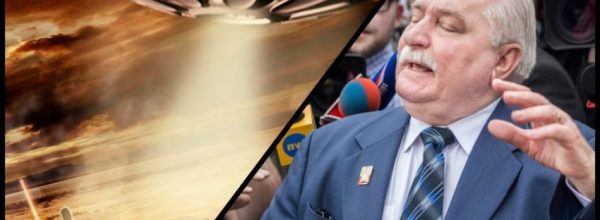 Former Polish President Lech Walesa Warns About a Possible Alien Invasion