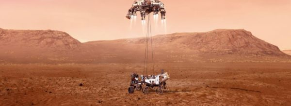 What is the Mars Rover Perseverance Mission?