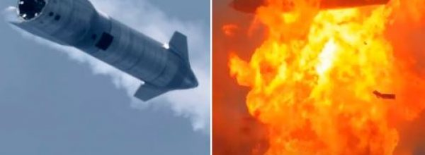 SpaceX Successfully Landed Starship For The First Time – Before It Exploded