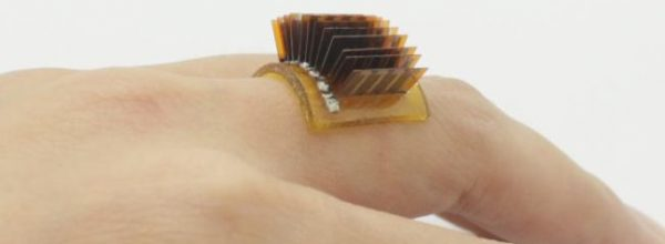 New Device turns the Body into a Battery
