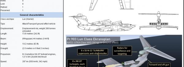 Inside the Soviet Ekranoplan