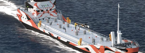 The First Battery-Powered Tanker is Coming to Tokyo